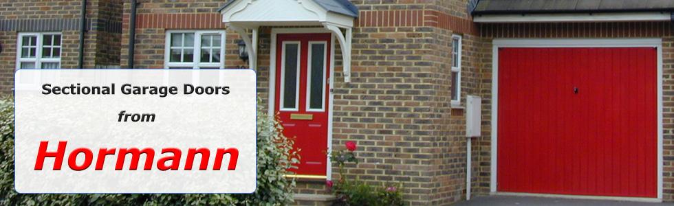 Hormann Sectional Garage Door Repair In Stevenage Hertfordshire